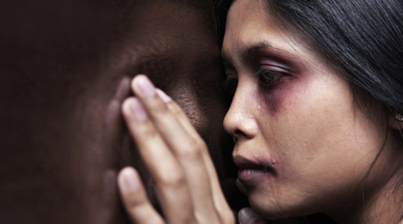 Domestic violence raw
